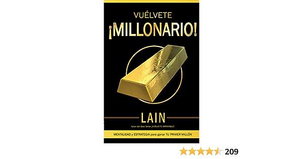Vuélvete Millonario Saga Vuélvete Millonario Spanish Edition 9781977868480 García Calvo Lain Books