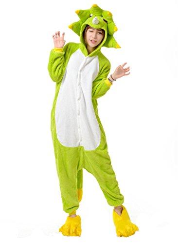 [FashionFits Unisex Pyjama Adult Anime Cosplay Loungewear Costume Onesie Homewear M] (Homemade Halloween Ideas Costumes)