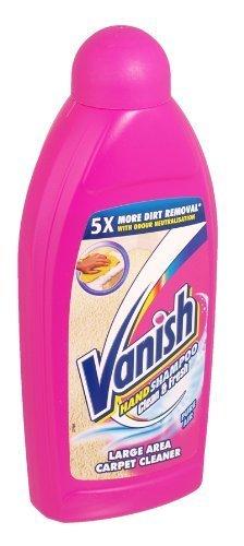 Vanish Clean & Fresh Hand Carpet Shampoo Cleanser 450Ml