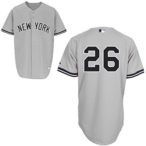 Chris Capuano New York Yankees Road Authentic Jersey by Majestic Select Jersey Size: 40 - Small / Medium