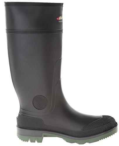 Baffin Mens Enduro Pt Regn Boot Svart / Klar / Grön