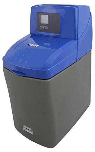 BWT WS555 Hi Flow Electronic Demand Block/Tablet Water Softener, Blue, 14...