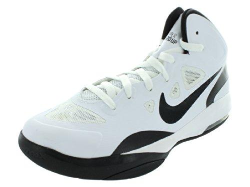 Nike 853535-007 - Zapatillas de deporte Hombre Negro (Black / Black-Metallic Gold-White)
