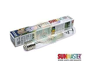 Bombilla / Lámpara de cultivo para Crecimiento SunMaster MH Cool Deluxe (250W)