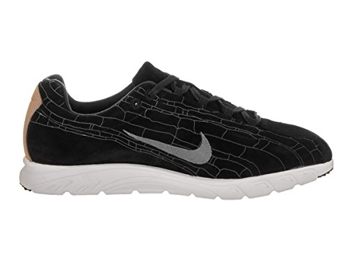 Nike - Zapatillas de tela para hombre negro negro negro