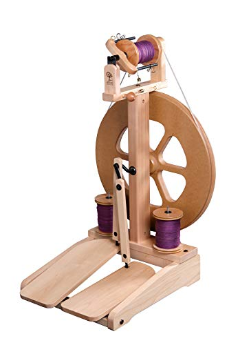 Ashford Kiwi Spinning Wheel 2 - Lacquered by Ashford (Image #2)