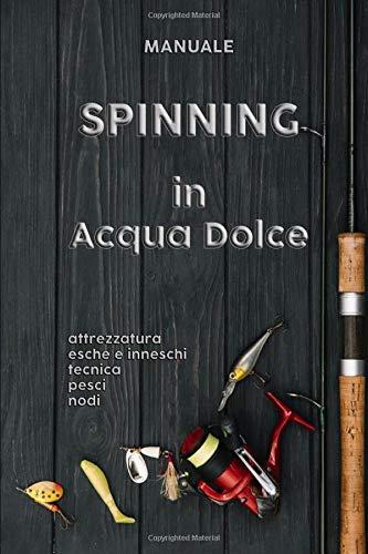 Spinning in acqua dolce: Amazon.es: pescatori riuniti, FishingLab ...