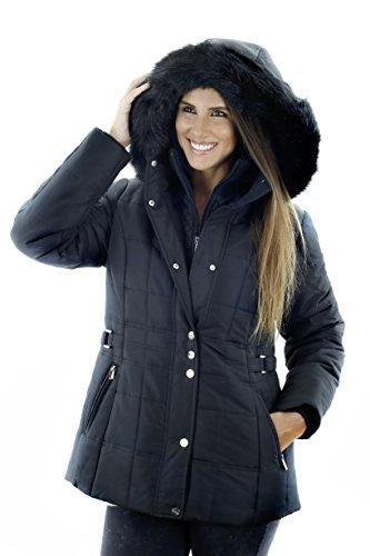 Sportoli-Womens-Fashion-Winter-Puffer-Coat-with-Plush-Lined-Detachable-Hood