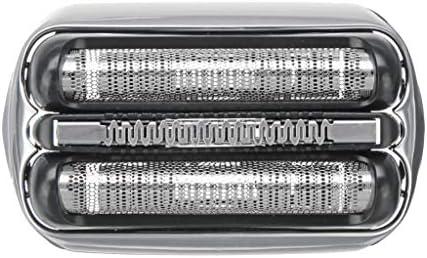 Cueyu - Recambio 21s negro para afeitadora Braun 301S, 310S, 320S ...