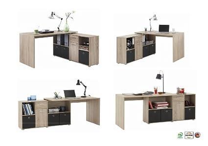 Fmd Möbel 353 001 Winkelkombination Lex Tisch Circa 136 X 75 X 68 Cm