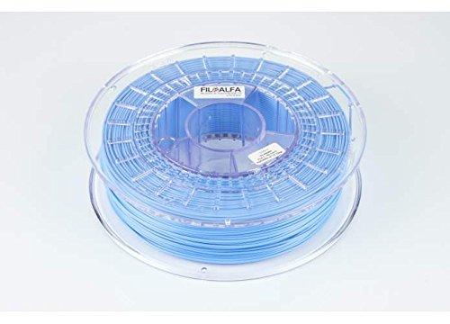 Filamento FiloAlfa 1.75mm PLA AZZURRO 700g