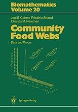 Community Food Webs: Data and Theory (Biomathematics)