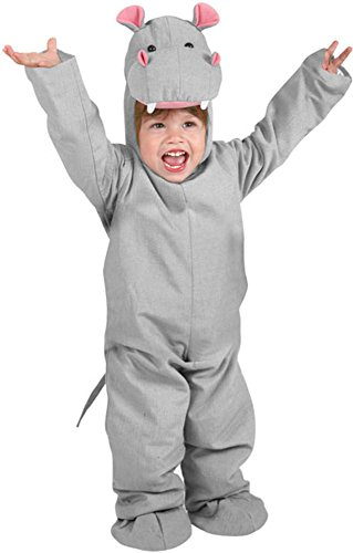 Child's Hippo Costume (Medium