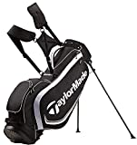 Best Golf Bags - TaylorMade TM Stand Bag 4.0 - BLACK/WHITE Review