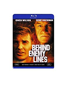 Cover Image for 'Behind Enemy Lines (Blu-Ray)'
