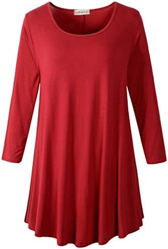 LARACE Women Sleeve Tunic T Shirt product image