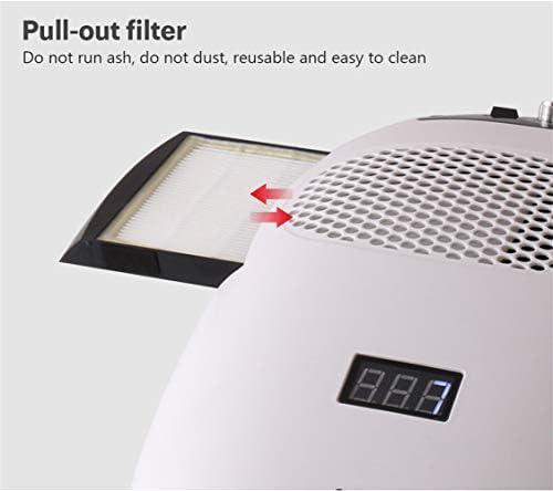 Uñas secador del clavo de la lámpara Gel Profesional esmalte de uñas Secador de tiempo de la luz del sensor de apagado automático Presets secador del clavo para el arte de uñas