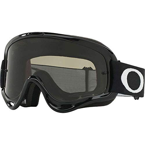 Oakley O-Frame MX Goggles (Jet Black Frame/Dk Grey for sale  Delivered anywhere in Canada