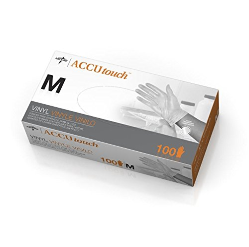 Medline 6MDS192074 Accutouch Synthetic Gloves_P