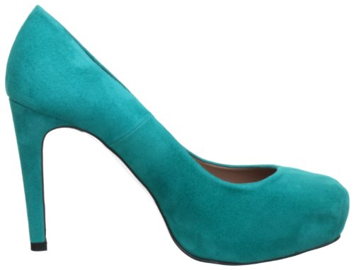 Cuero 79 grün De Manana Para Mn Mujer green Verde Zapatos Tacón wqAAXZ5