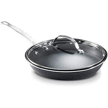 Amazon Com Granitestone Frying Pan Nonstick Warp Free