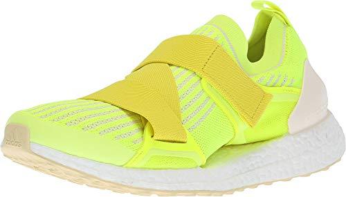 adidas by Stella McCartney Women's Ultraboost X Solar Yellow/Bright Yellow/Mist Sun 6.5 M US
