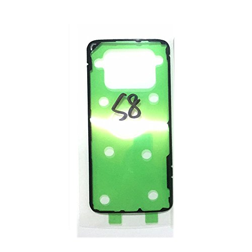 Genko Back Rear Cover Battery Cover Sticker Adhesive Glue Tape for Samsung Galaxy S8 G950 (ALL CARRIERS)