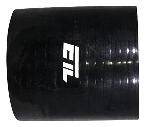 ETL Performance 231011 Silicone Hose 3.50 Inch Diameter 3 Inch Straight Black