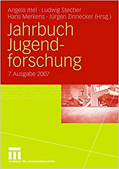 Book Jahrbuch Jugendforschung 2007: 7. Ausgabe 2007