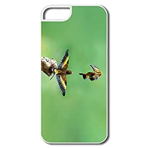 New Design Cases Particular Goldfinch Birds For IPhone 5/5s by icecream design