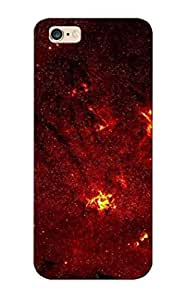 Case Provided For Iphone 6 Plus Protector Case Firey Space Phone Cover With Appearance