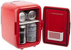 Balvi - Drinks Nevera Mini Ideal para latas de refresco. Nevera ...