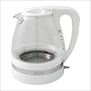 Aroma Housewares AWK-161 Clar-i-Tea 1.7-Liter Electric Water Kettle and Tea Brewer