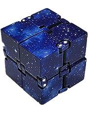 Infinity Fidget Cube voor kinderen en volwassenen, stress en angst, reliëf, cool handspeelgoed, oneindige kubus voor adds, ADHD