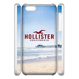 iphone6 4.7 3D Cell Phone Case White HOLLSTER WTHG1019468