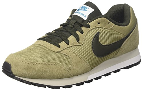 Green Md NIKE Men Neutral 201 Runner 2 s Blue Sneakers Olive Sequoia Lt xfYprqfanw