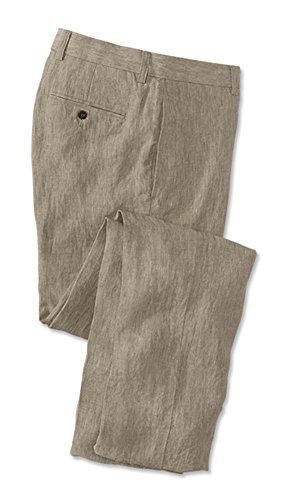 Orvis Men's Cfo Summer Linen Pants, Cuffed, 40W X 32 3/4L by Orvis