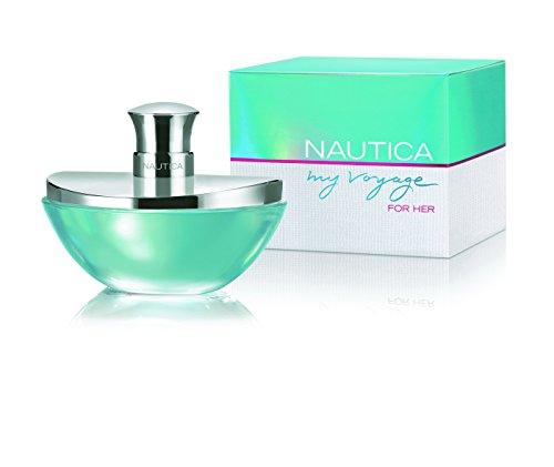 Nautica My Voyage By Nautica For Women, Eau De Parfum Spray, 1.7-Ounce Bottle -