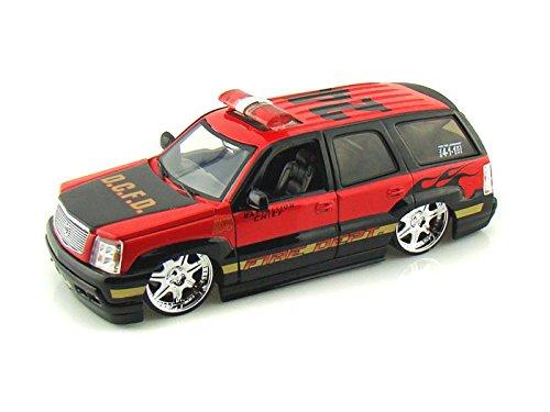 - 2002 Cadillac Escalade DUB Fire Department 1/24