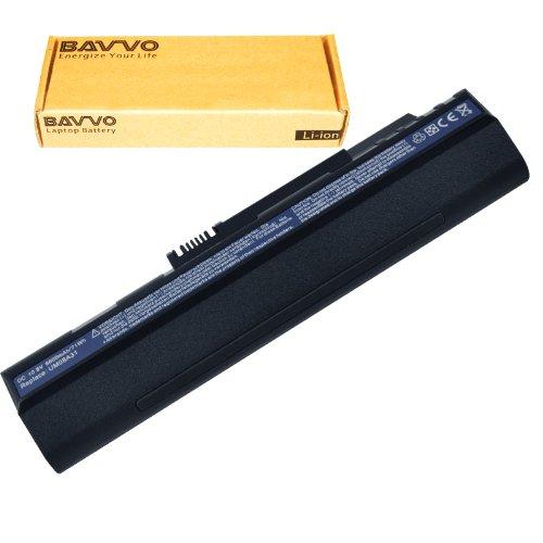 (Bavvo 9-Cell Battery Compatible with Acer Aspire One ZG5 A110 A110-Ab A110l A110x A150 A150-Aw A150-bw A150l A150x AOA110 AOA150 AOD150 AOD250 D150 D210 D250 D250-1289 D250-1326 P531h, Black)