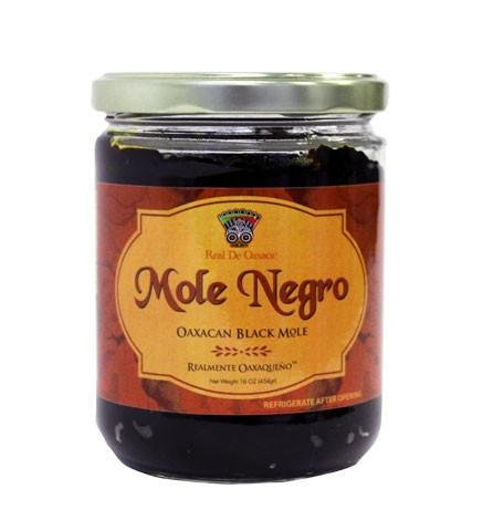 Mole Negro Real de Oaxaca 16 oz
