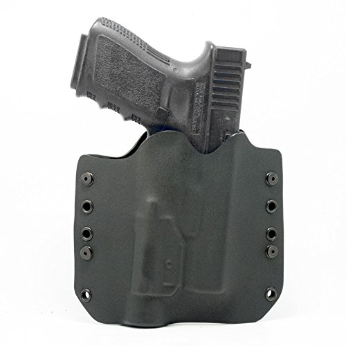 OWB TLR-1 Holster - Black (Right-Hand, Glock 17,22,31)