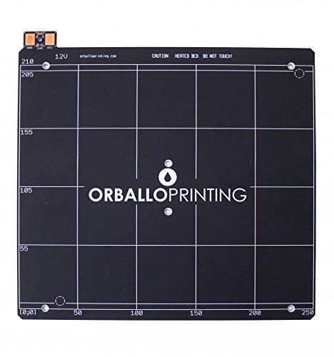 Lit de chaleur MK42 Prusa i3 MK2 3D Printer Orballo