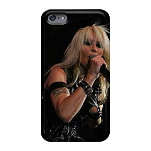 Protector Hard Phone Cover For Iphone 6 With Provide Private Custom HD Coal Chamber Band Series AshleySimms