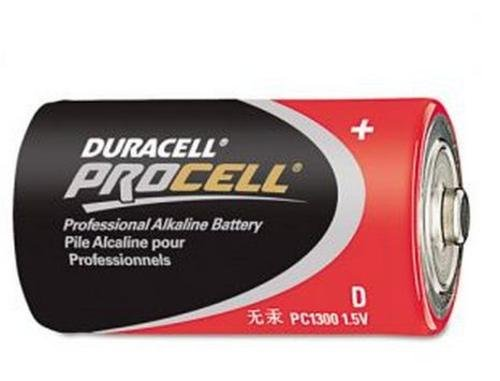 Duracell Products - Procell D Cell Battery, Alkaline, 12/BX - Sold as 1 BX - Procell D batteries are designed for use in flashlights and radios. Delivers dependable, long-lasting power with up to a se...