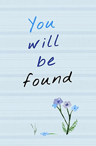 Pdf Arts You Will Be Found: Blank Journal and Broadway Musical Gift