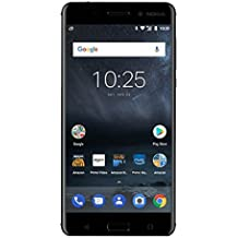 Nokia 6 - 32 GB - Unlocked (AT&T/T-Mobile) - Black - Prime Exclusive