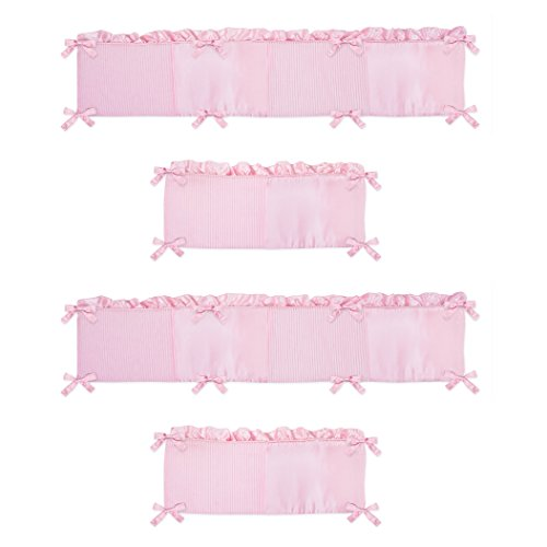 Pink-Chenille-Collection-Crib-Bumper-by-Sweet-Jojo-Designs