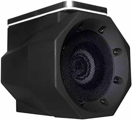 BoomTouch Wireless Touch Portable Speaker Boom Box (Black)