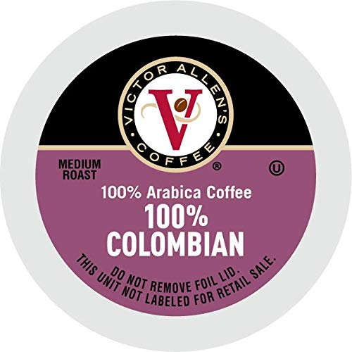 100% Colombian for K-Cup